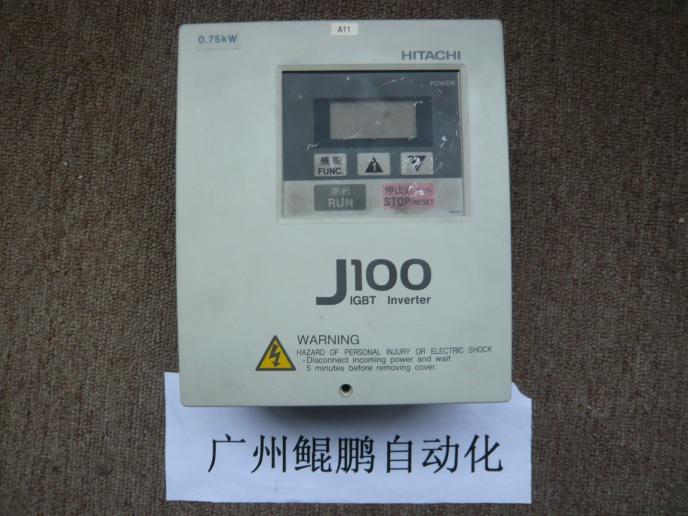 广州日立变频器j100-007sfe5维修